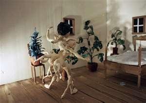 Claymation by Swedish artist Nathalie Djurberg