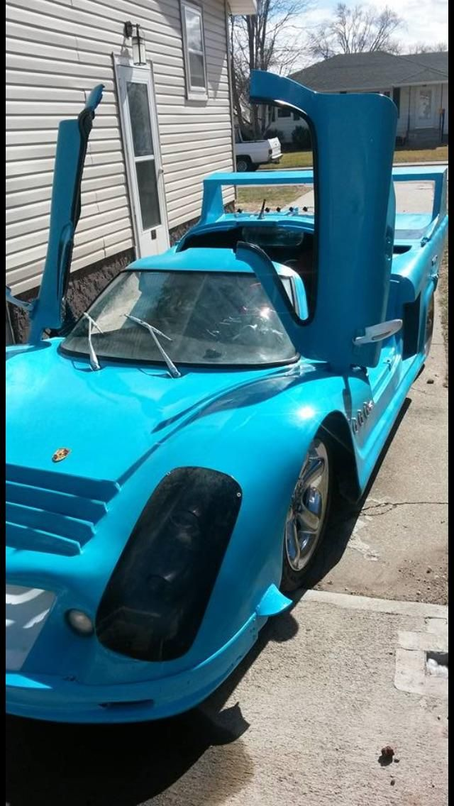 "This Ferrari ""kit car"" can be yours for the low price of $25000! #carmods #modauto #modbargains #showcar #cars #carenthusiast #Automotive"