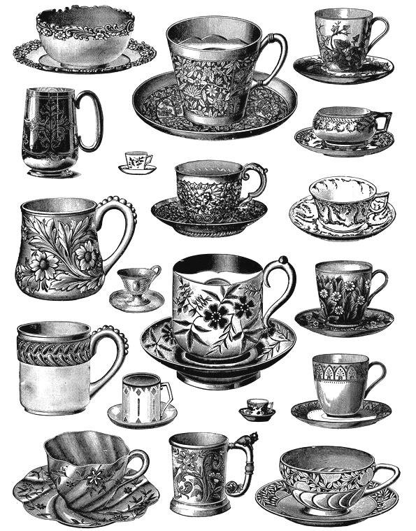 tea cups Auf teaandco.com