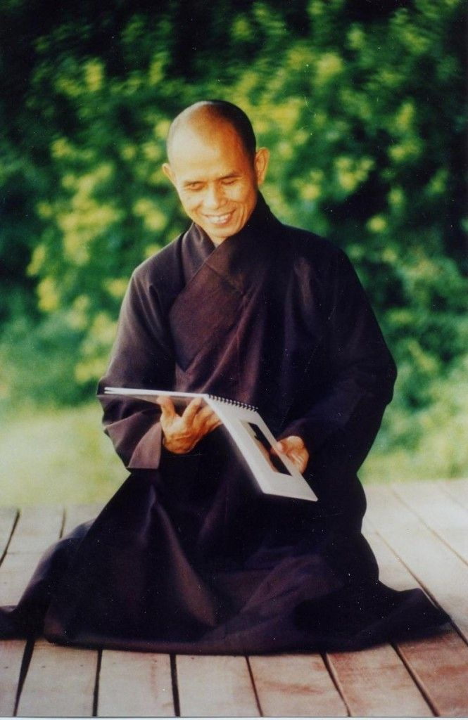 """The real message of love ~ Thich Nhat Hanh http://justdharma.com/s/jooax  Through my love for you, I want to express my love for the whole cosmos, the whole of humanity, and all beings.    By living with you, I want to learn to love everyone and all species. If I succeed in loving you, I will be able to love everyone and all species on Earth... This is the real message of love.  – Thich Nhat Hanh  from the book """"Teachings on Love"""" ISBN: 978-8176211673…"""
