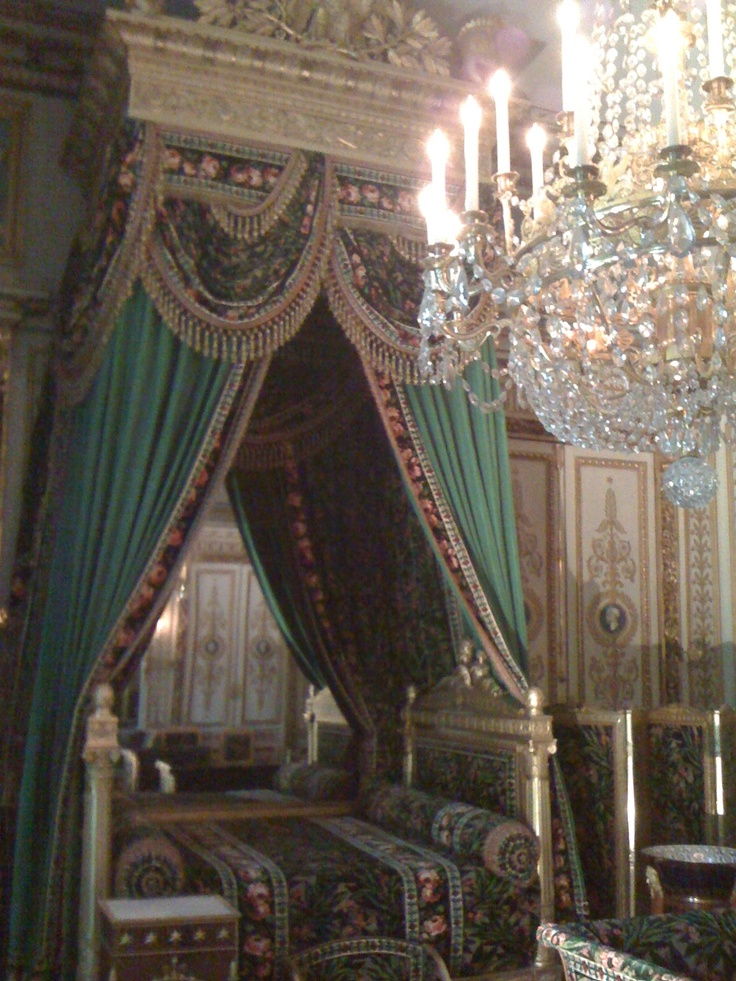 The day bed - Fontainbleau