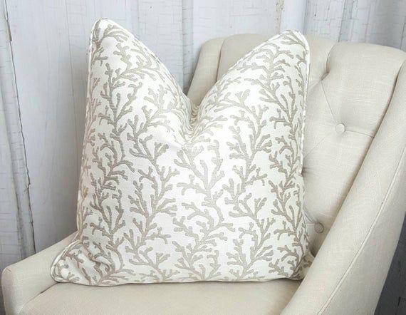 Enjoyable Beige Throw Pillow Covers Farmhouse Throw Pillows 26X26 Inzonedesignstudio Interior Chair Design Inzonedesignstudiocom