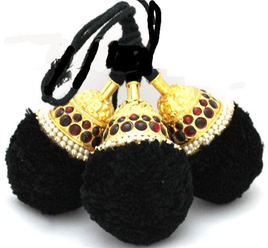 Kunjalam Jada for south Indian Weddings,hair accessory.