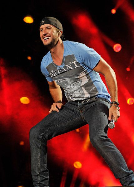Luke Bryan. Swoon. See him and many more at #CountryJamUSA July 17-19, 2014! #CJ14 #LukeBryan #MusicFestivals