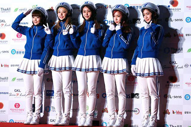 '크레용팝' 시상식에서도 팝팝 - 아시아 모델어워즈 레드카펫 http://kpopenews.com/2682   고화질 보도 사진과 객관적인 기사를 전달하는 K-POP 전문 미디어  #아시아모델어워즈, #크레용팝