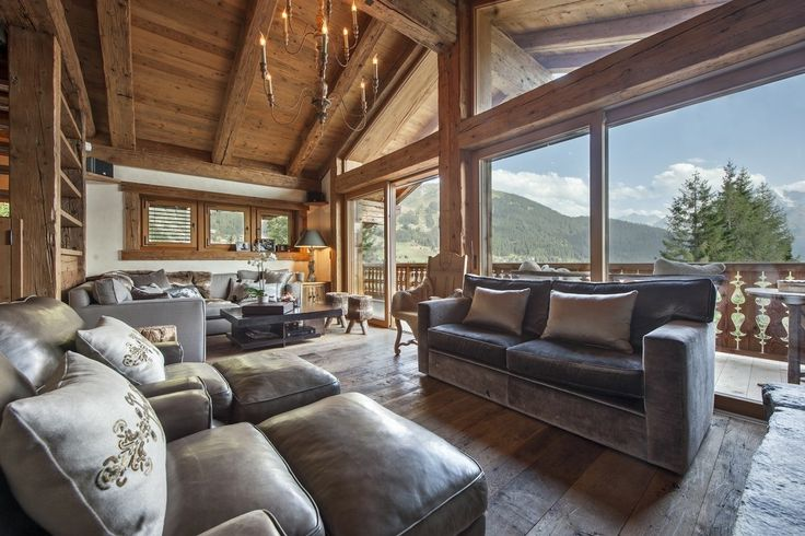 See more of Ezralow Design's Swiss Chalet on 1stdibs