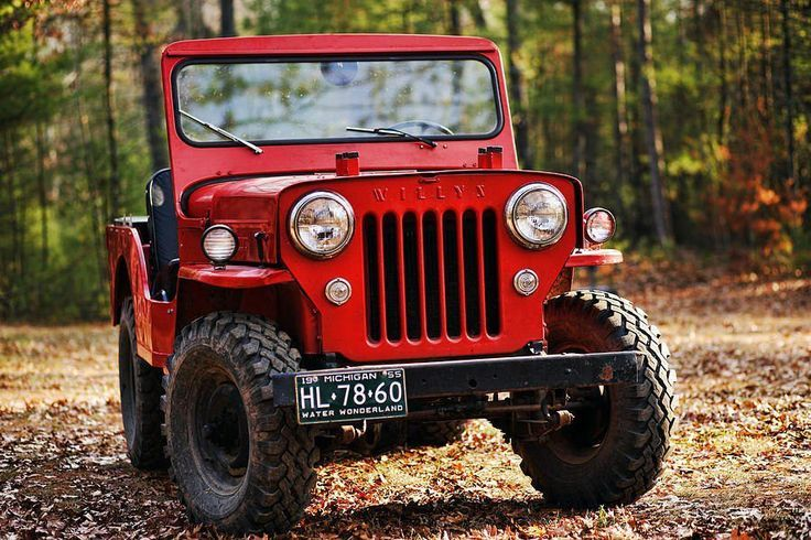 This Is A Cj3b Or High Hood This Style Was Introduced To