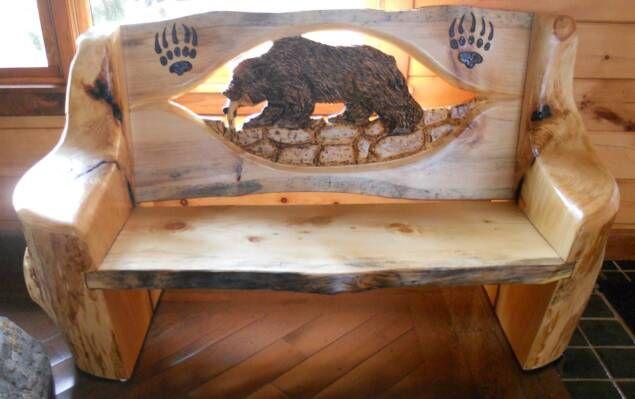 Pin by niketa bodeeka hassan on western rustic furniture