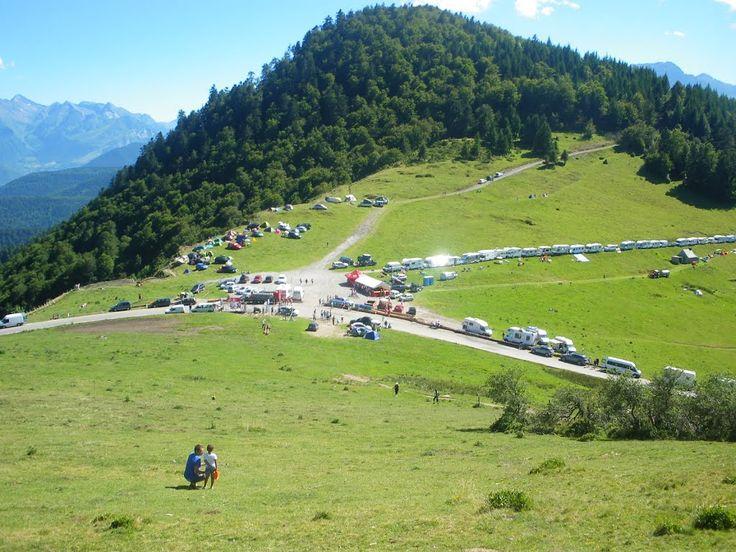 Col d'Aspin Tour de France 2012