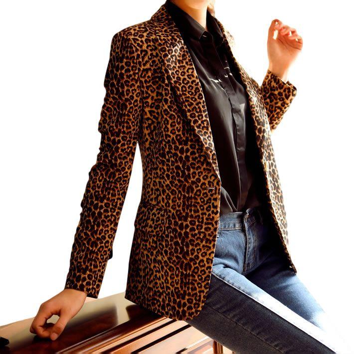Blazer Feminino R$194,00  Compre Agora > www.camisariarg.com/products/blazer-feminino-leopard  Confira mais de 36 modelos em promoção na #camisariarg  #blazerfeminino #modafeminina #ootd #outfit #lookdodia