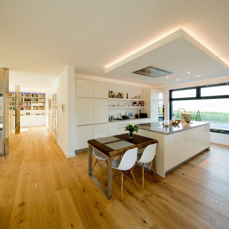 die 25+ besten ideen zu beleuchtung küche auf pinterest ... - Moderne Lampen Fur Wohnzimmer