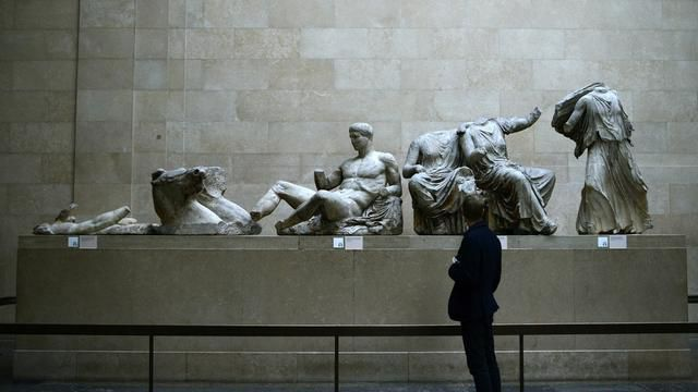 Outrage After British Museum Director Says Theft Of Parthenon Marbles Was A Creative Act Polytrendy British Museum Parthenon Art Tours