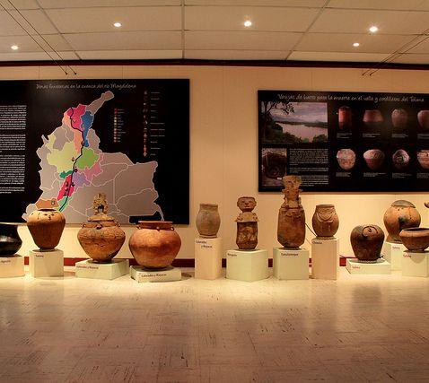 Museo Antropológico de la Universidad del Tolima