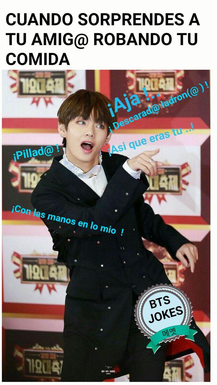 BTS   Memes 😂💜💙..