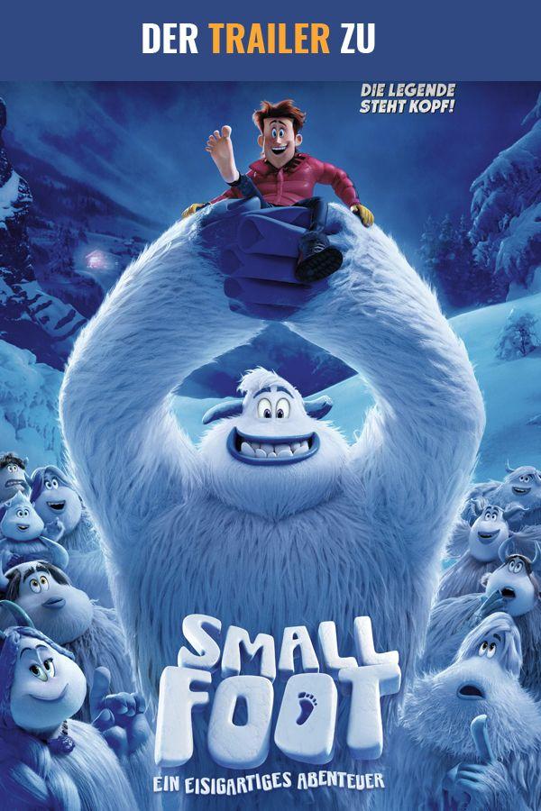 Hier Gibt S Den Neuen Trailer Zu Smallfoot Einer Animationskomodie In Der Channing Tatum Den Yeti Aka Bigfoot Spricht Zeichentrick Hd Filme Filme Kostenlos
