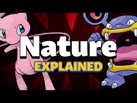 Pokemon Natures Explained | EXP: Pokemon Nature Sun & Moon - http://freetoplaymmorpgs.com/pokemon-sun-and-moon/pokemon-natures-explained-exp-pokemon-nature-sun-moon