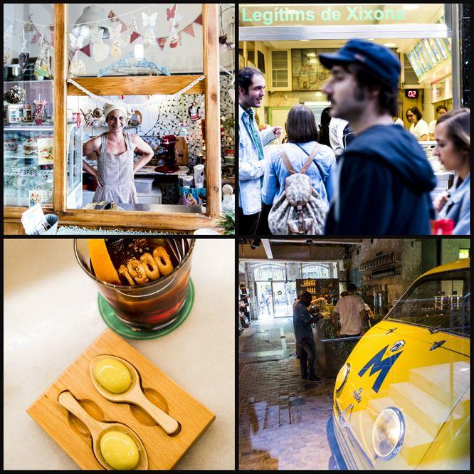 San Antoni: Un bocado de Barcelona   Fotorrelato   El Viajero   EL PAÍS