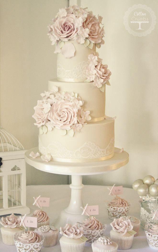 Very romantic cake!