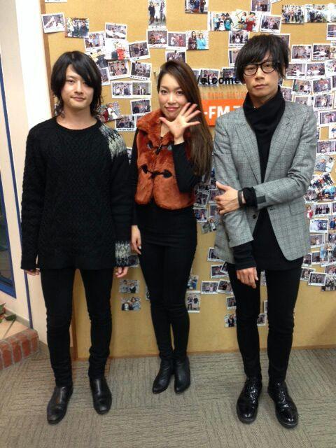 [Champagne]川上洋平・磯部寛之2013/12/12 ZIP-FM