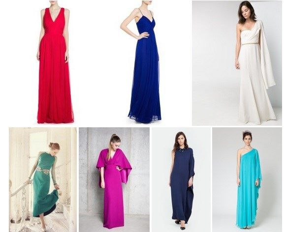 """""""Loves my showcase"""" escoge un vestido verde de la colección de primavera/verano 2014 de Nubbe Clothes entre las elecciones perfectas para invitadas a bodas."""