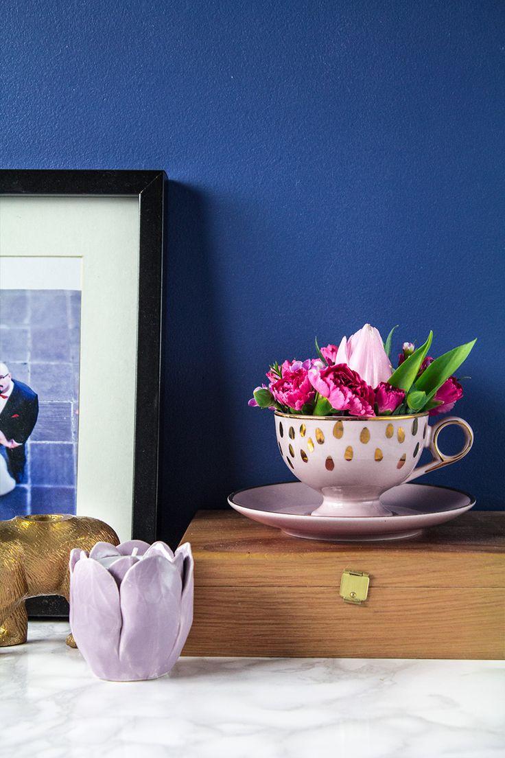 3 bukiety, które możesz zrobić w filiżance — proste dekoracje