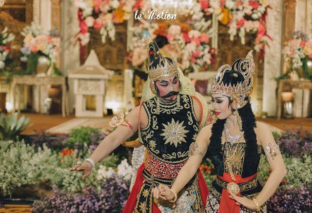 Le Motion Photo: Kania & Restama Javanese Wedding at Puri Begawan Bogor