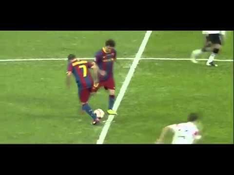 UCL Barcelona vs Man Utd 3:1