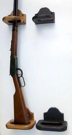 gun rack would be right next the back door