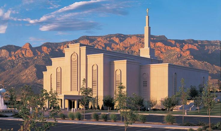 Albuquerque New Mexico Temple!
