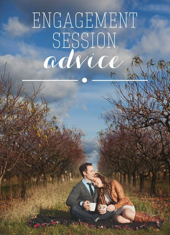 Engagement Session Advice