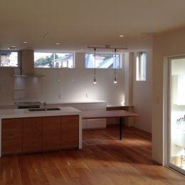 CASA Y フルリノベーションの部屋 キッチン