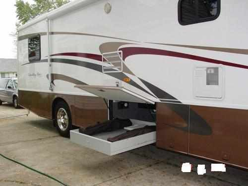 Used Newmar Motorhomes - RVs - Trailers with Kountry Star model