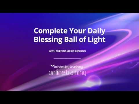 Live Energy Clearing Session with Christie Marie Sheldon