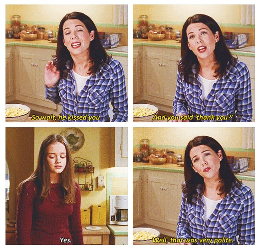 Gilmore Girls. One of my favorite episodes!