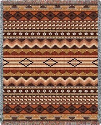 Navajo pattern. http://www.qualitytapestries.com/servlet/the-1655/Navajo-Pattern-Throw/Detail