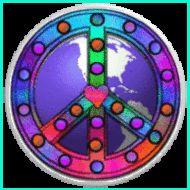Site Home: Peace Signs, Peace Art, Animated Peace, Comment Graphics, Clip Art