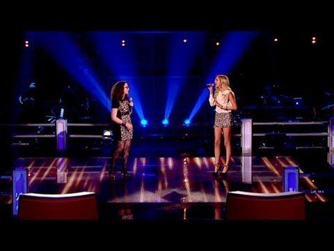 The Voice UK 2013 | Andrea Begley Vs Alice Barlow - Battle Rounds 1 - BBC One