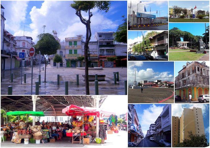 Guadeloupe : En balade dans les rues de Pointe-à-Pitre