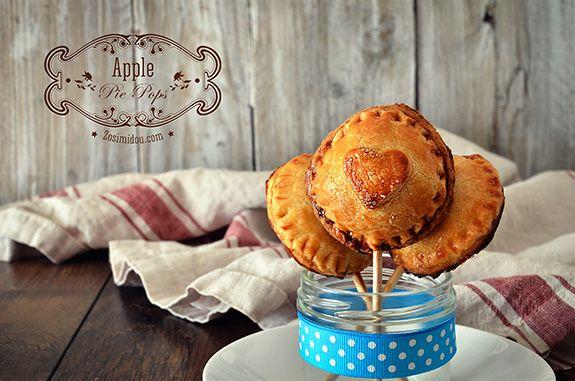 Apple Pie Pops - Печенье на шпажках