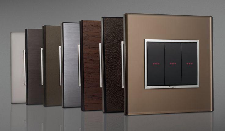 Vimar serie EIKON - lusso e tecnologia a quattro dimensioni. Eikon EVO. http://www.vimar.com/it/it/eikon-lusso-e-tecnologia-a-quattro-dimensioni-1037122.html