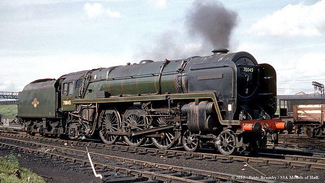 13/06/1962 - Crewe South (5B) MPD. | Best viewed 'Original' … | Flickr