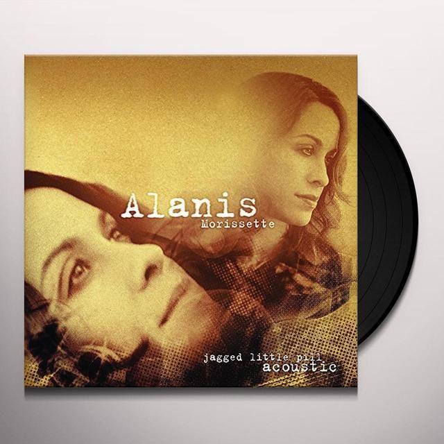 Alanis Morissette Jagged Little Pill 20th Anniversary Vinyl