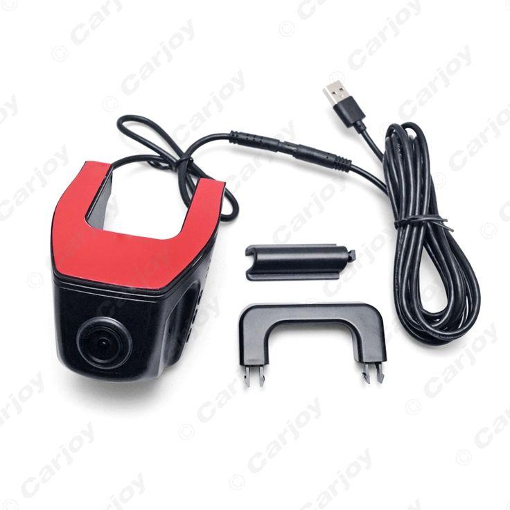 HD Car Front USB 2.0 Digital Video Recorder DVR Camera For Car Android 4.2/4.4/5.1/6.0  Car Stereo GPS Navigator  #CA1484