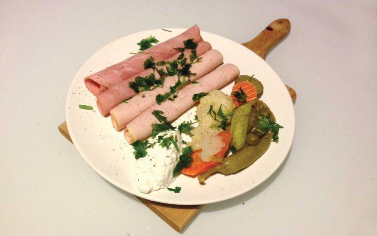 dukan-recipes: Quick snack platter - γρήγορο σνακ