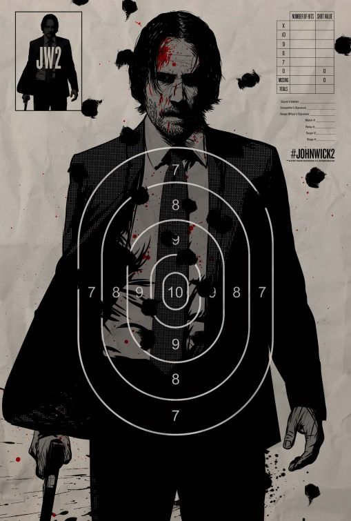 John Wick Chapter 2 Imagenes Pinterest Movie Posters Movies