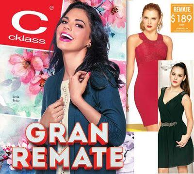 Catalogo de Remate Cklass 2016 para Mexico. Remate de ropa y calzado de moda 2016