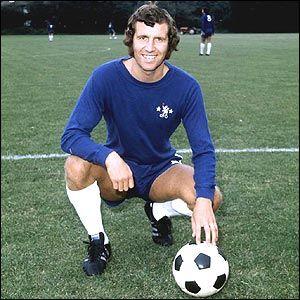 The King of Stamford Bridge!