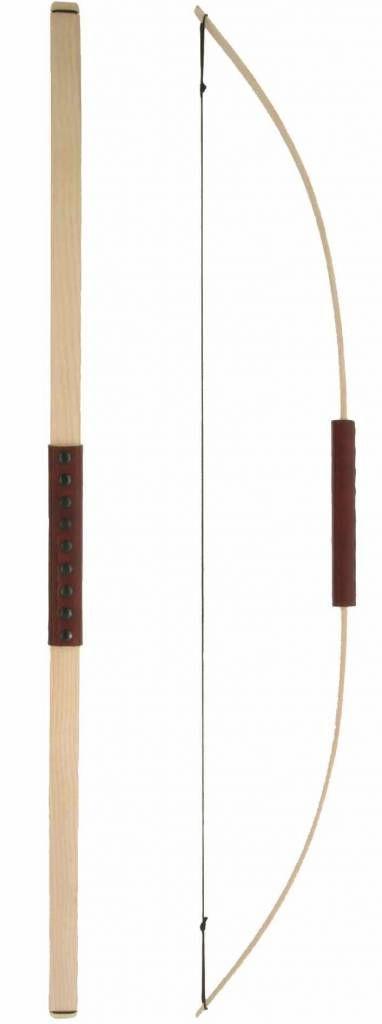 VAH - Spielzeugmanufaktur Pijl en boog met speciale pijlen voor jonge kinderen