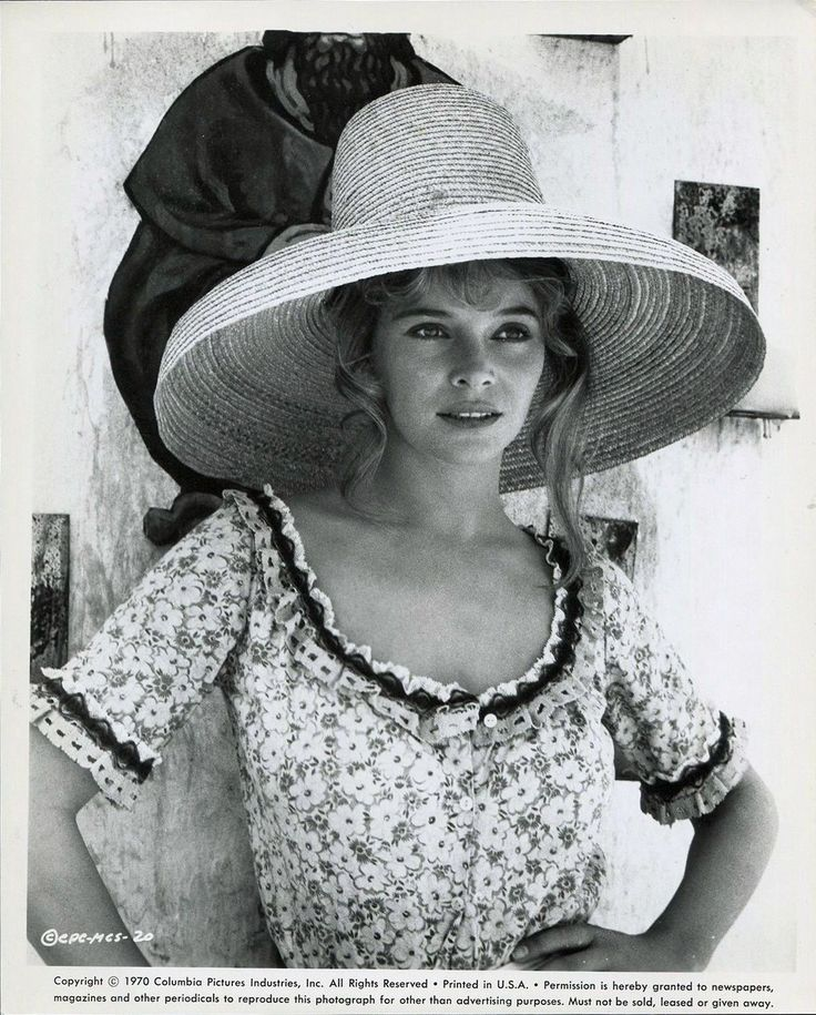 Laura Antonelli in A Man Called Sledge directed by Vic Morrow, 1970