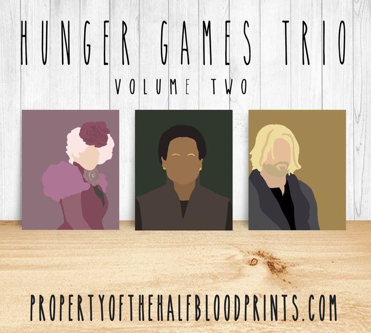 HUNGER GAMES Minimalist Trio: Volume 2